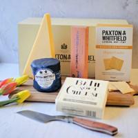Cheese & Chocs Gift Box