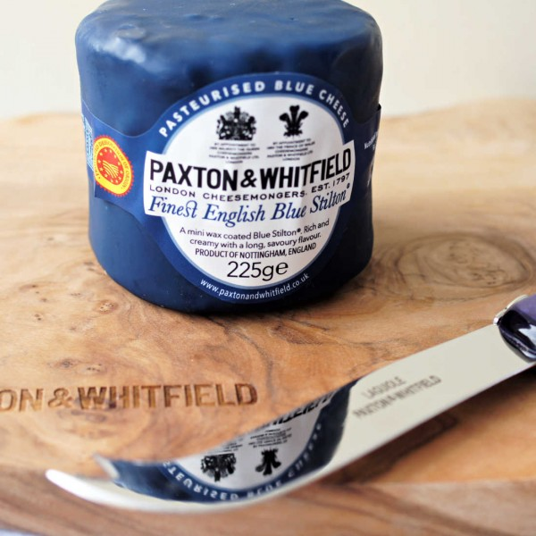 Stilton Waxed Mini Cheese