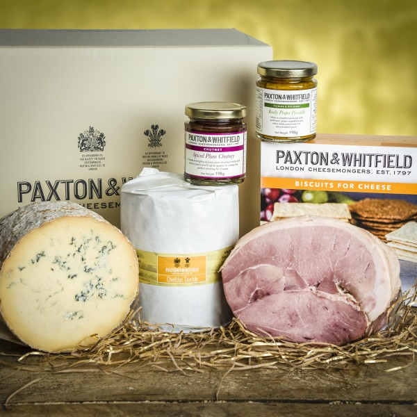 The Hearty British Feast Hamper