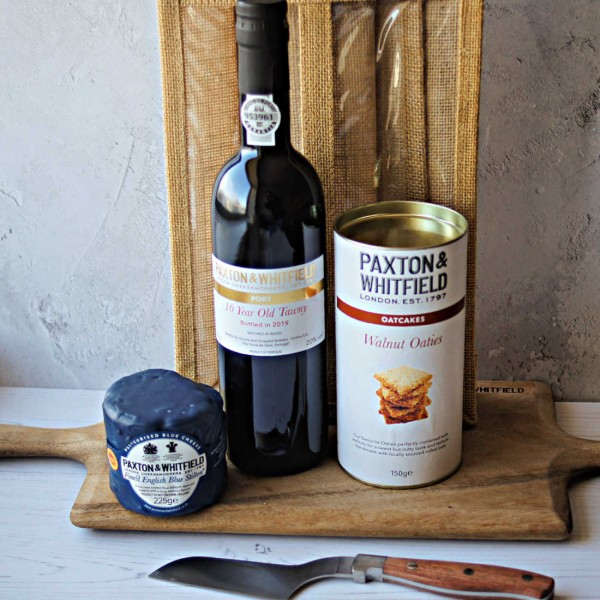 The Charles - Stilton & Port Gift