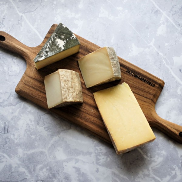 Perfectly Pasteurised Cheese Board Selection