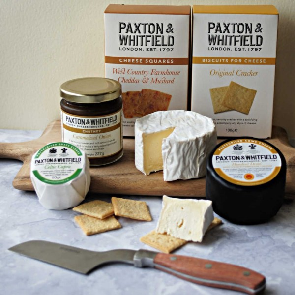Corporate Cheese Gifts