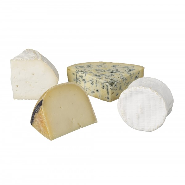The Delicious Magazine Cheese Selection
