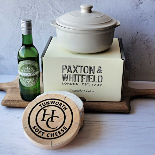 Baked Tunworth Cheese Gift Selection