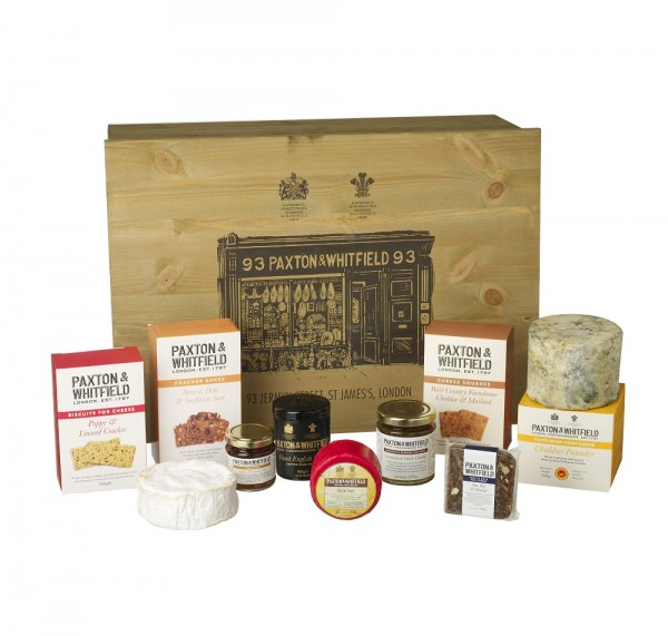 Cheese hampers and gifts paxton and whitfield paxton whitfield the piccadilly solutioingenieria Gallery