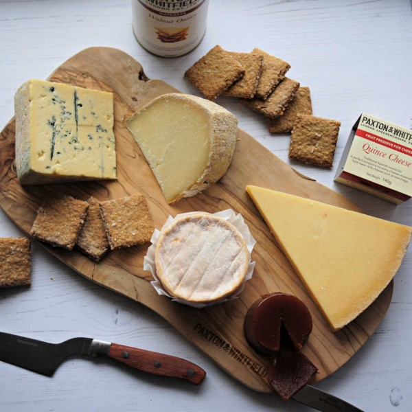 The Cheese Course - Out to Lunch with Jay Rayner September