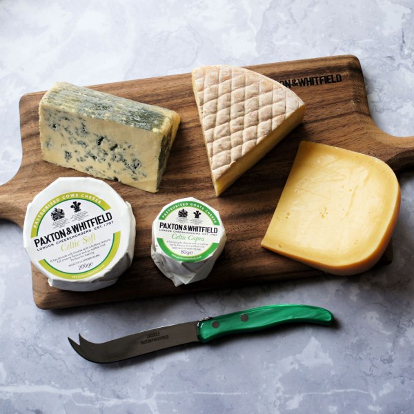 Taste of Ireland Cheeseboard Collection Irish Cheeses