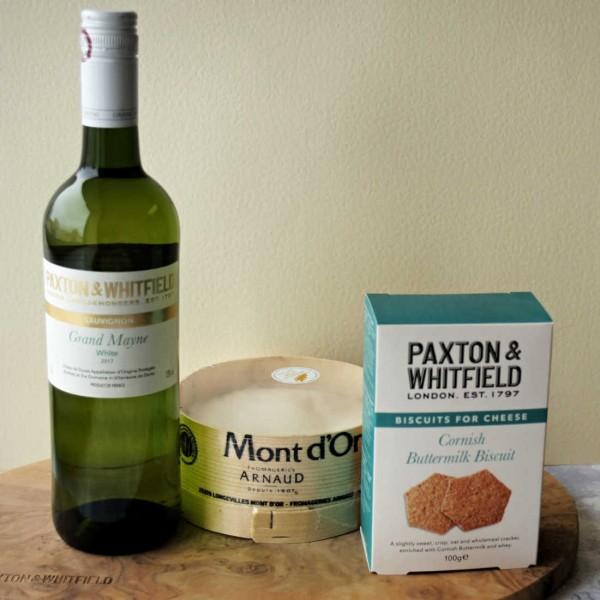Make Baked Mont d'Or