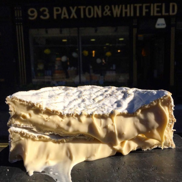 Baron Bigod Whole Cheese