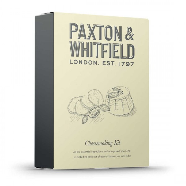 Paxtons Cheesemaking Kit