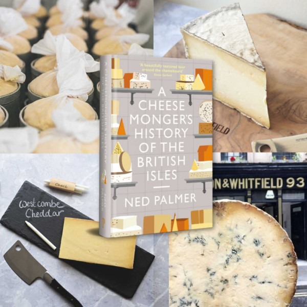 British History Selection - Book, Cheese & Podcast