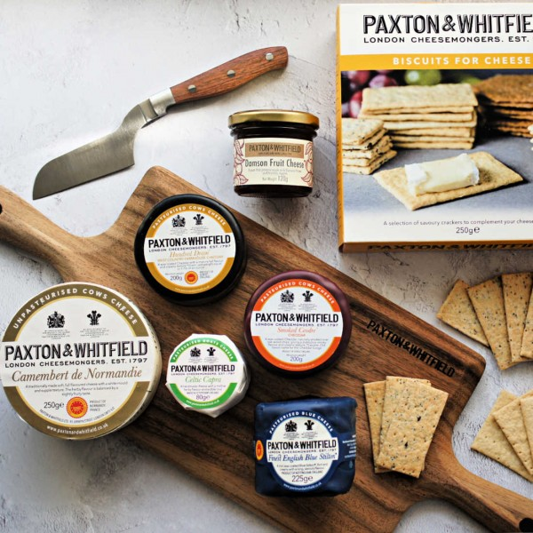 Paxtons Cheese Collection