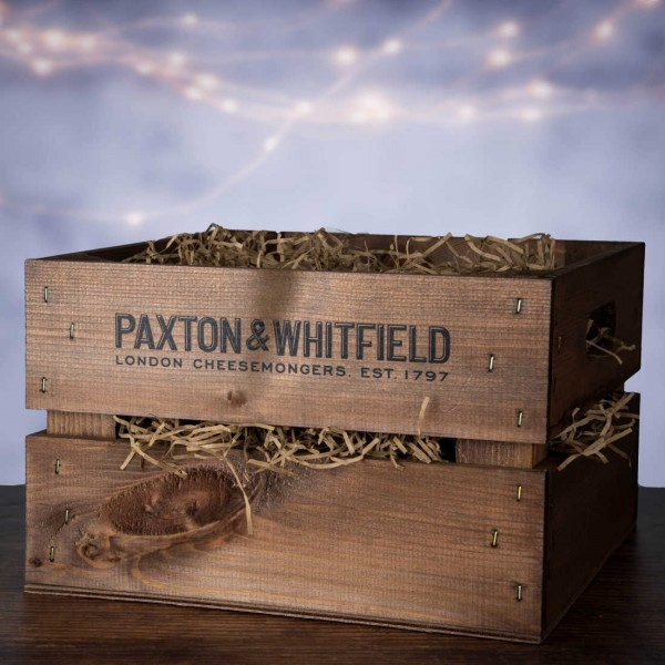 Hamper Crate Paxton & Whitfield