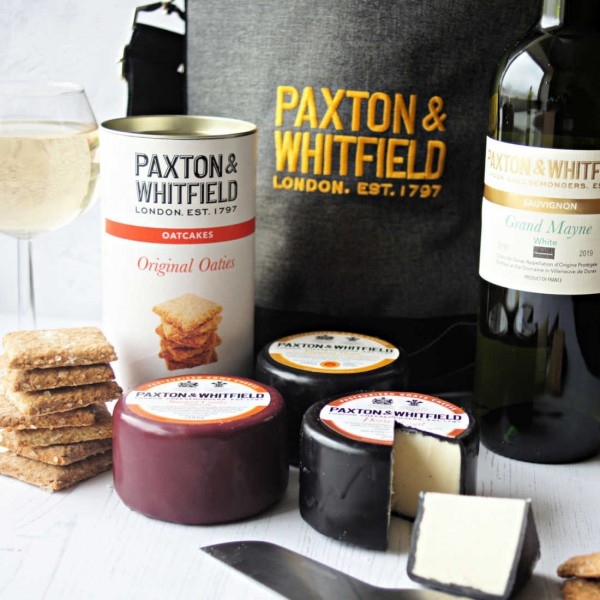 Paxton's Cheese & Wine Picnic Collection