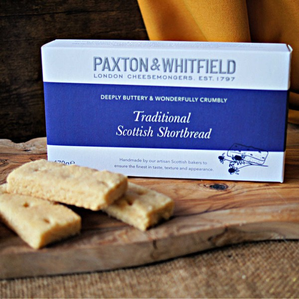 Traditional Scottish Shortbread - Paxton & Whitfield