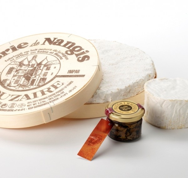 Make Your Own... Truffle Brie