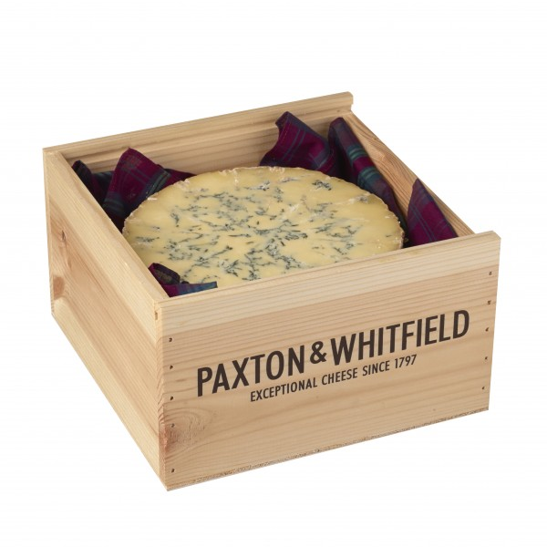 Half Baby Stilton in Box