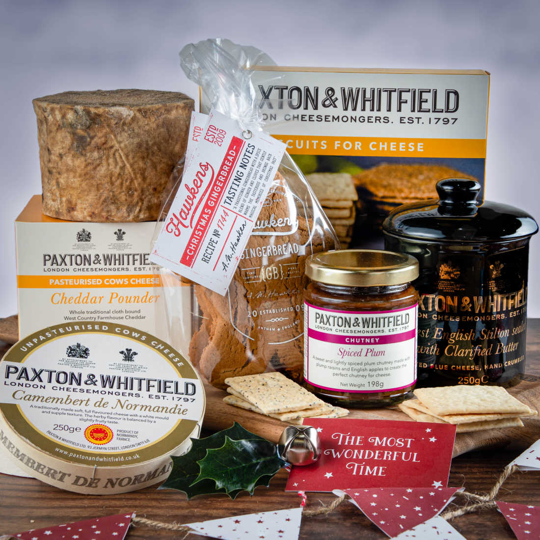 Christmas Cheese Gifts
