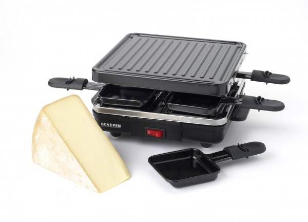 Raclette with Raclette Grill