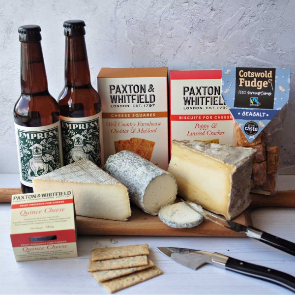 August Cheese Treats