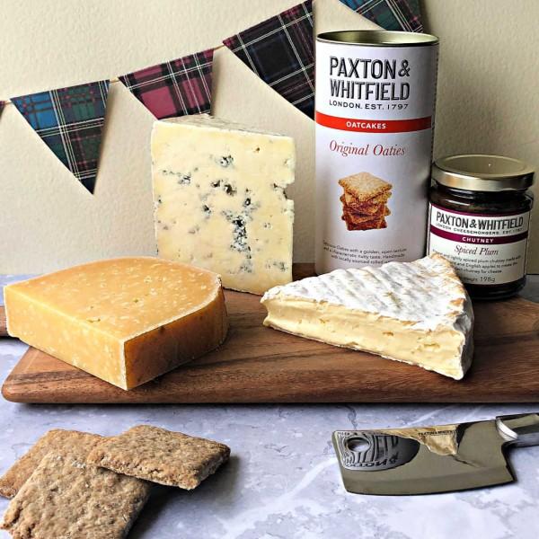 Burns Night Cheese Scottish Cheese
