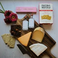 Cheese & Gin Treats Selection