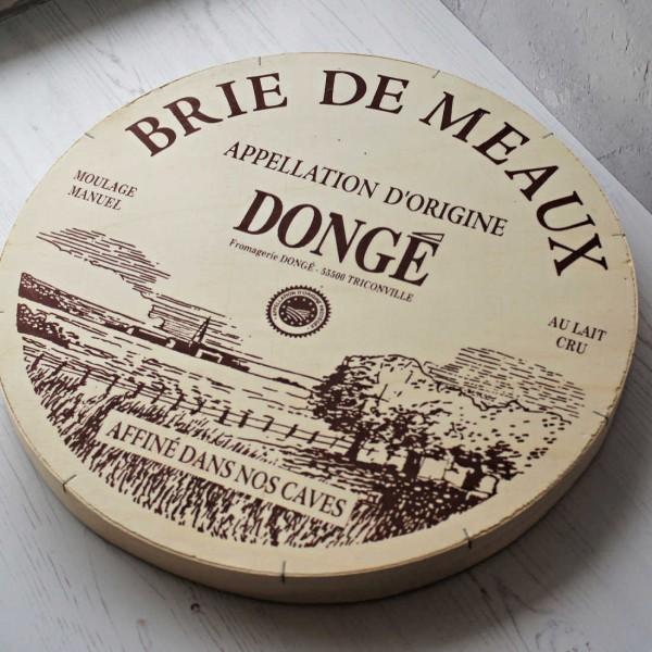 3KG Brie De Meaux Whole