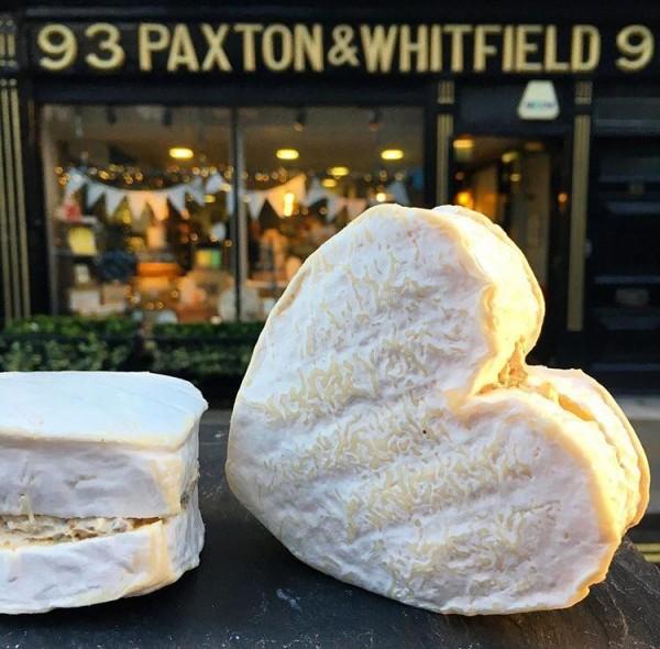 Paxton's Truffle Coeur de Neufchâtel