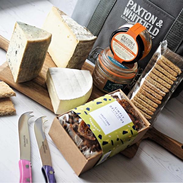 August Cheese Treats Picnics