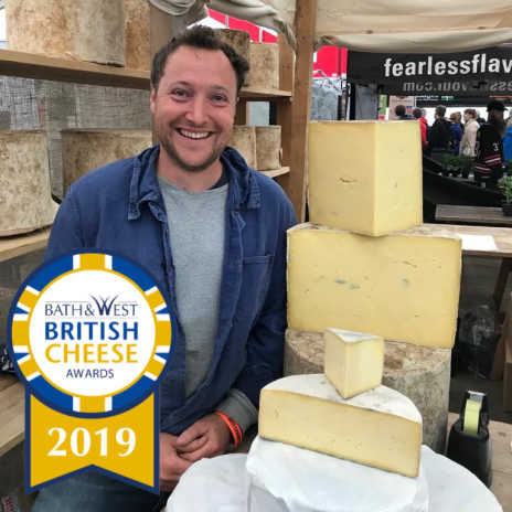 Taste the British Cheese Award Winners 2019 | Paxton & Whitfield