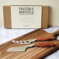 Paxtons Cheese Knives Set of Two