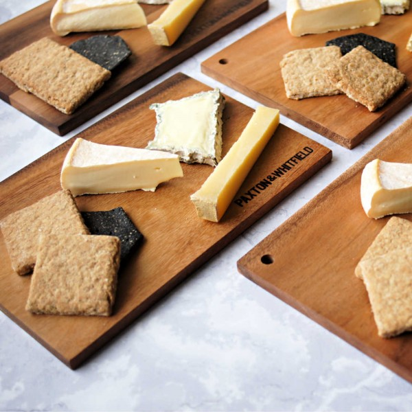 Paxtons Acacia Cheese Board Set