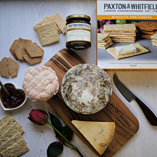 Harden's British Artisan Cheese Course - Valentine's Delivery