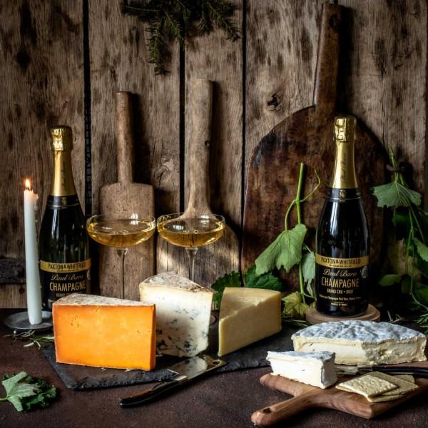 English Cheese Feast