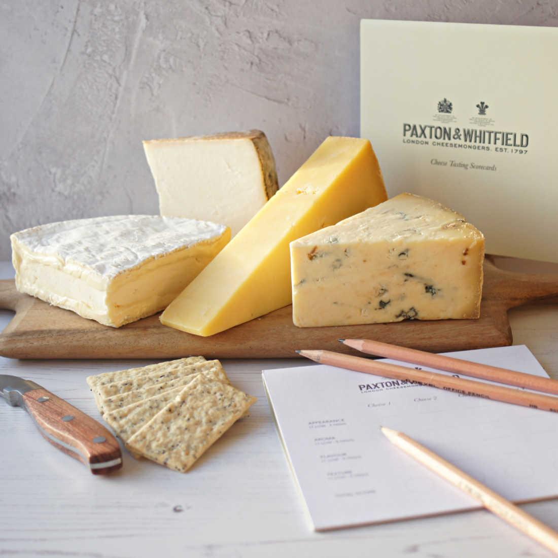 British Cheese Treats