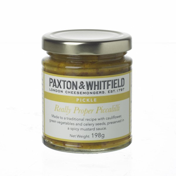 Really Proper Piccalilli