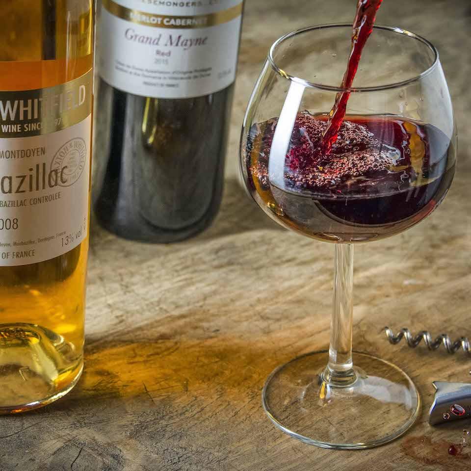 Fine Wine, Beer & Port