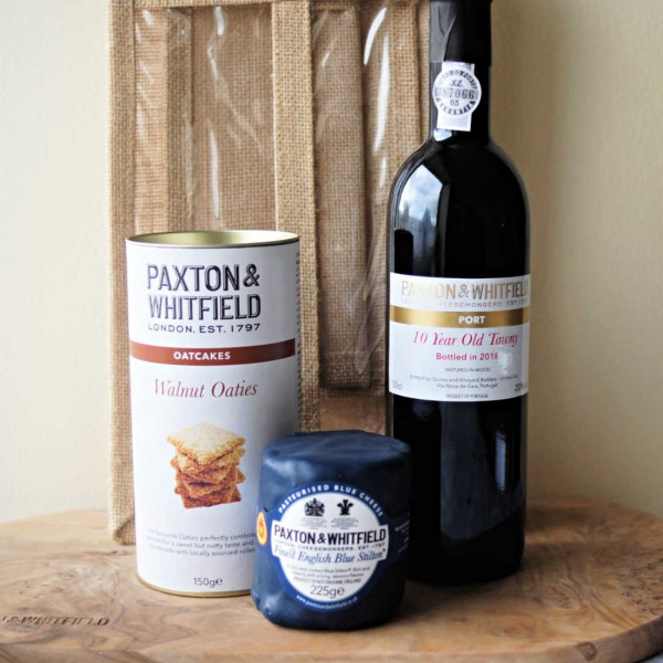 Port and Stilton Gift Naturally Delicious