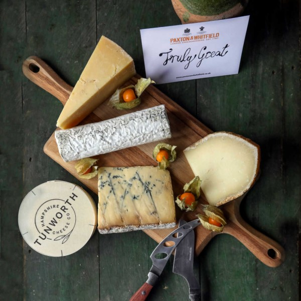 Truly Great - Cheese Gift