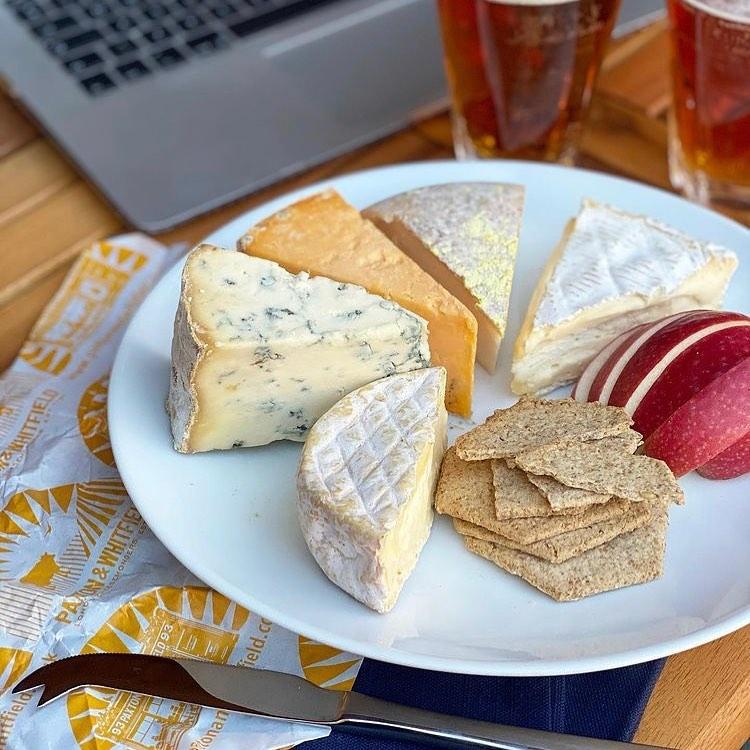 Online Cheese Tastings