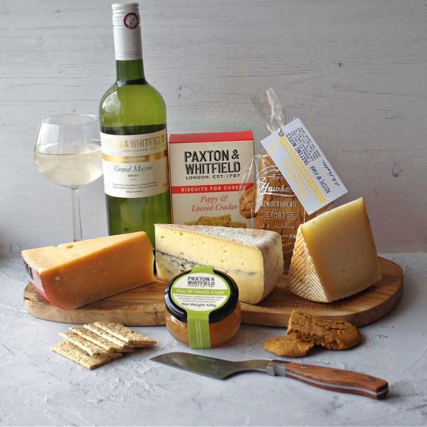 September Cheese Treats
