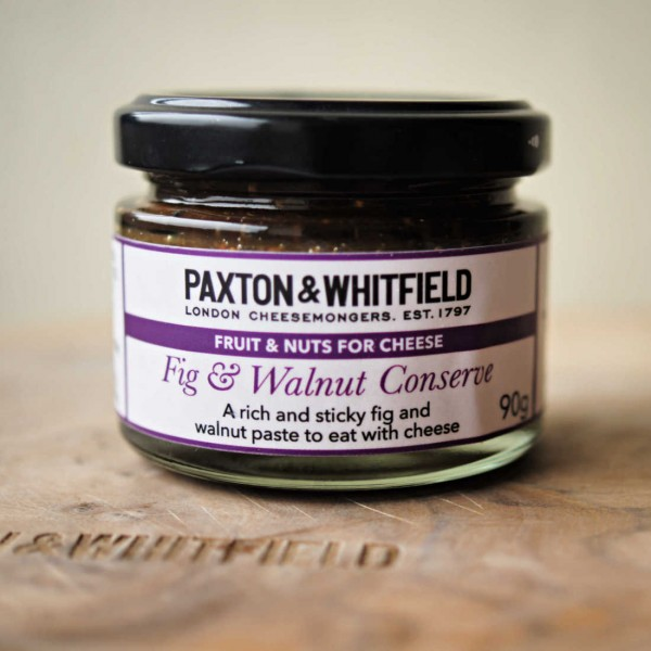 Fig & Walnut Conserve