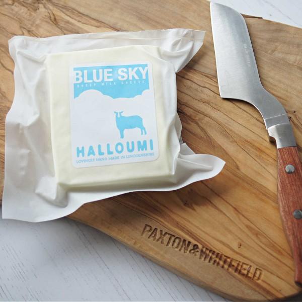 Blue Sky Halloumi-Style