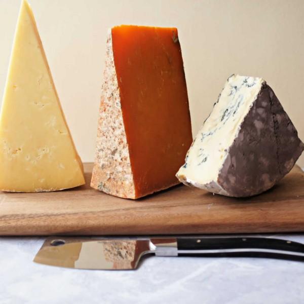 British Artisan Cheese Box