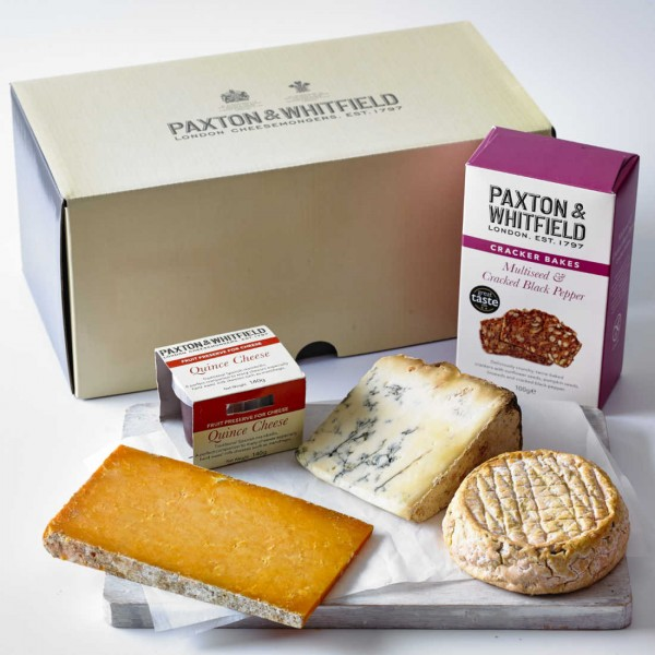 Good Housekeeping Christmas Gift Box of Cheese