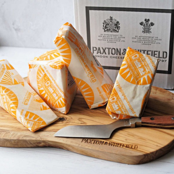 Paxtons Weekend Cheese Box - Limited Time Offer