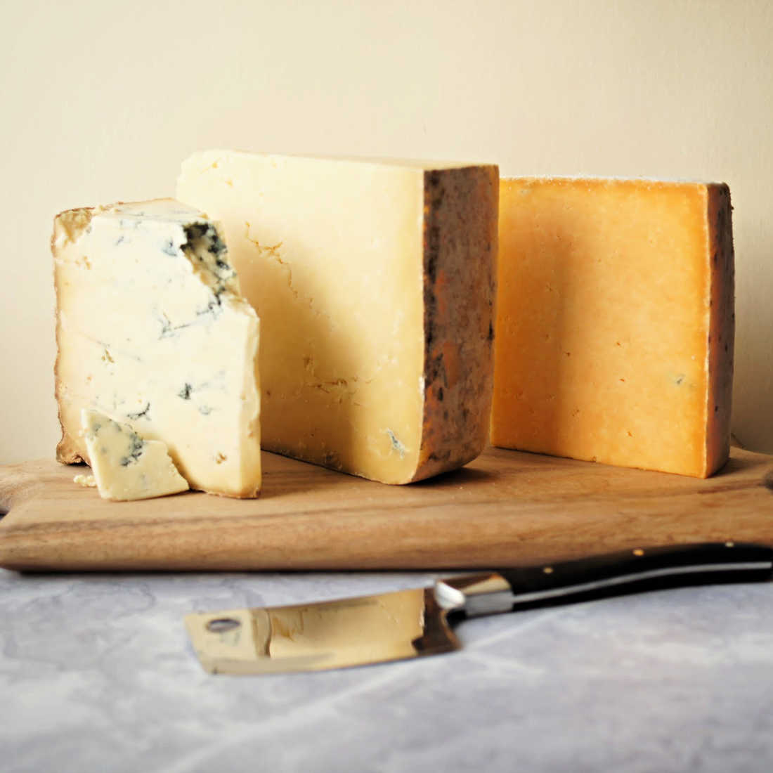 Listen to our British Cheese History Podcast