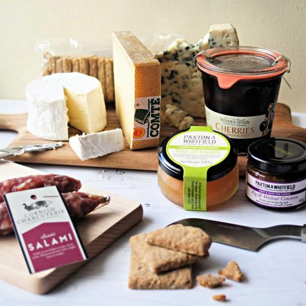 July Cheese Treats Bastille Day