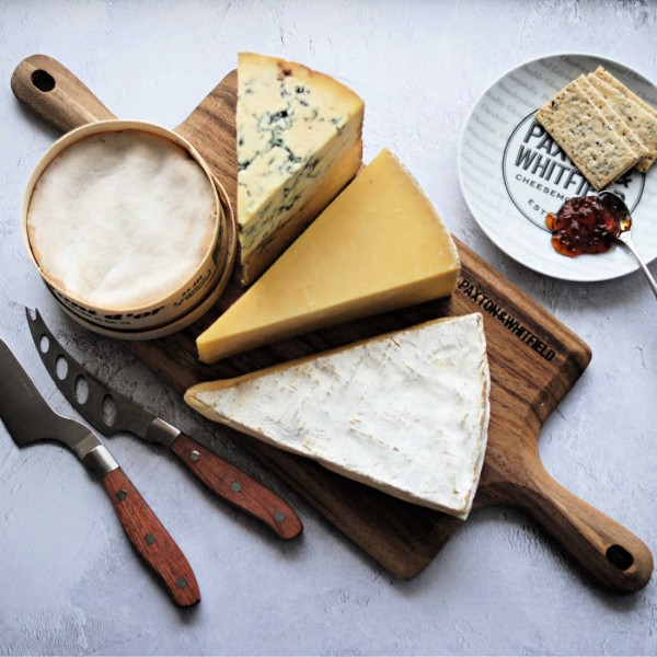 Seasonal Cheese Collection