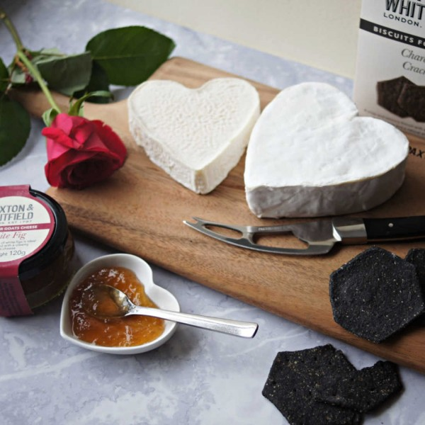 Valentines Cheese Collection